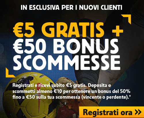 betfair scommesse bonus senza deposito